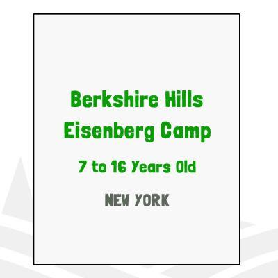 Berkshire Hills Eisenberg Camp - NY