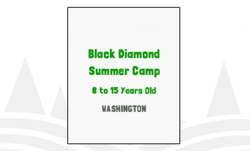Black Diamond Summer Camp - WA