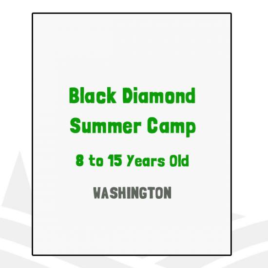 Black Diamond Summer Camp - WA