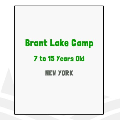 Brant Lake Camp - NY