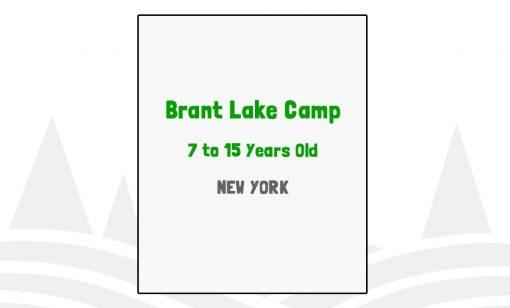 Brant Lake Camp - NY