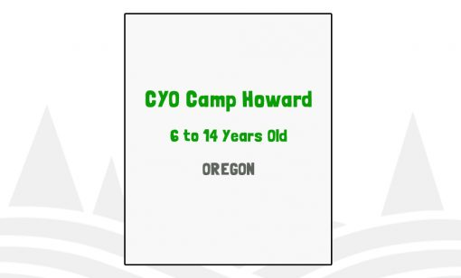 CYO Camp Howard - OR