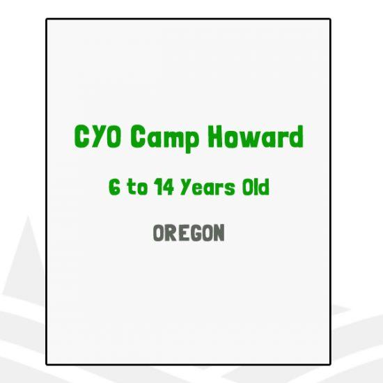 CYO Camp Howard - OR