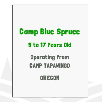 Camp Blue Spruce - OR