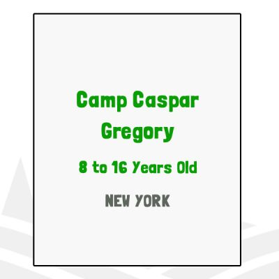 Camp Caspar Gregory - NY