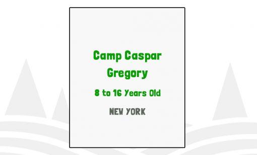 Camp Caspar Gregory - NY