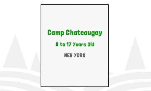 Camp Chateaugay - NY