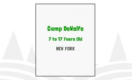 Camp DeWolfe - NY