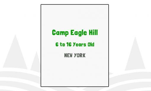 Camp Eagle Hills - NY