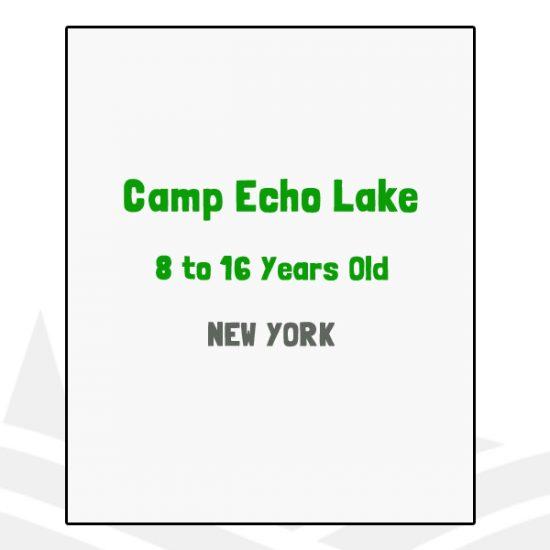 Camp Echo Lake - NY