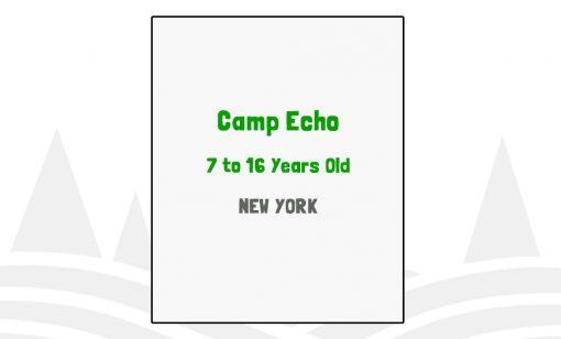 Camp Echo - NY
