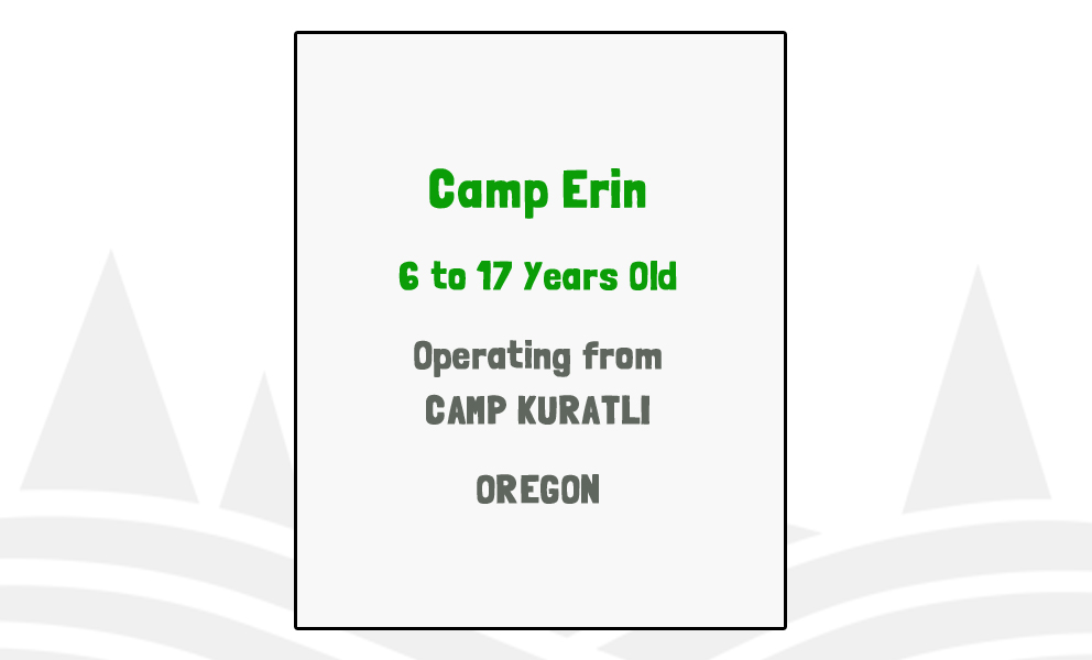 Camp Erin - OR