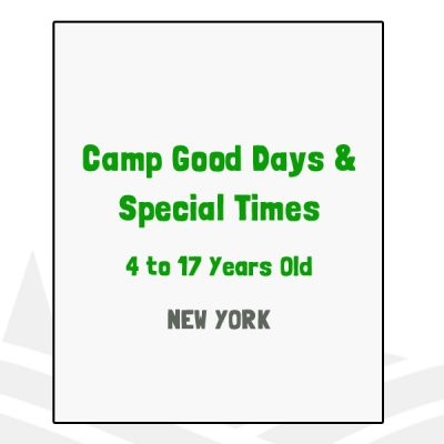 Camp Good Days & Special Times - NY