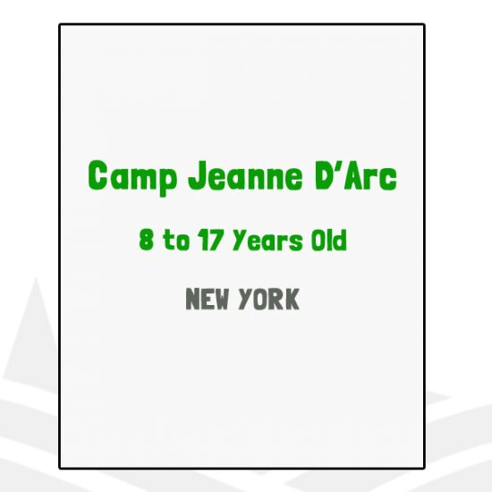 Camp Jeanne D'Arc - NY