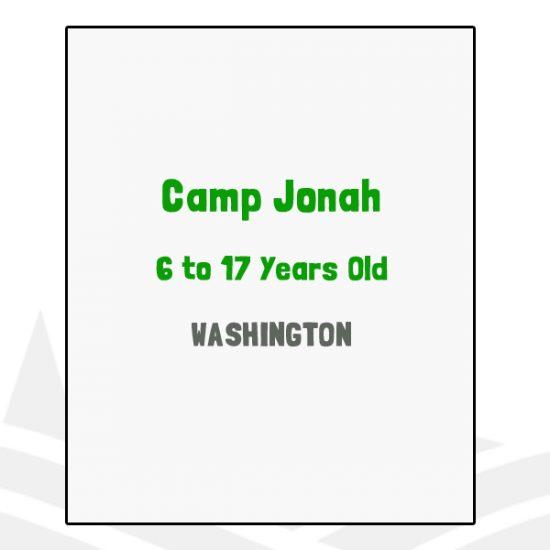 Camp Jonah - WA