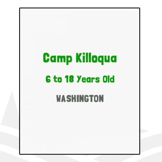Camp Killoqua - WA