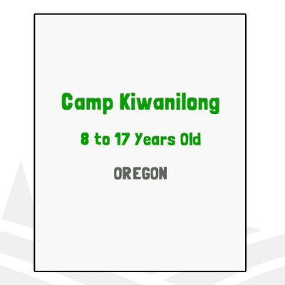 Camp Kiwanilong - OR