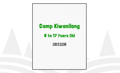 Camp Kiwanilong - OR