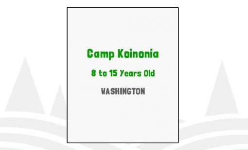 Camp Koinonia - WA