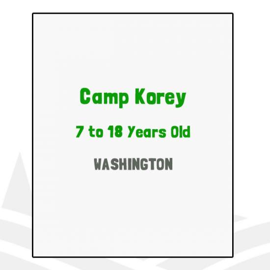 Camp Korey - WA