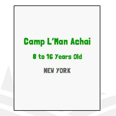 Camp L'Man Achai - NY