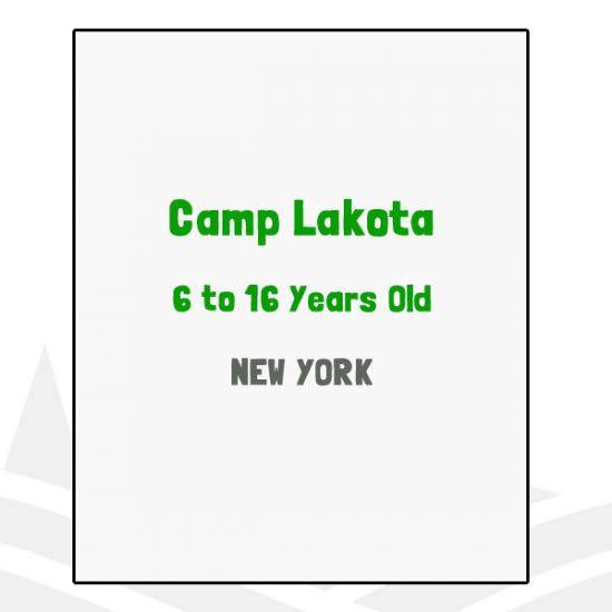 Camp Lakota - NY