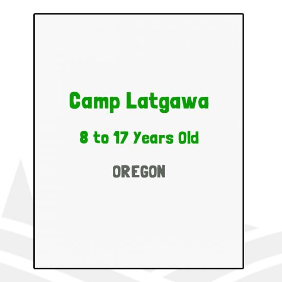 Camp Latgawa - OR