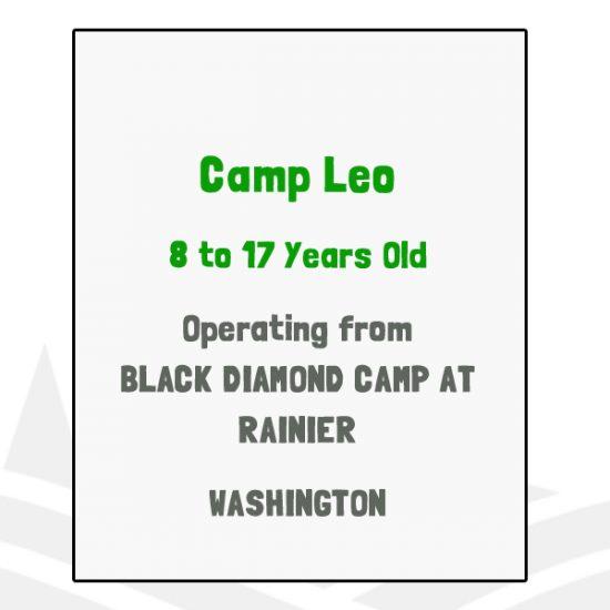 Camp Leo - WA