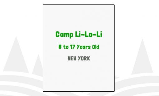 Camp Li-Lo-Li - NY