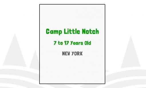 Camp Little Notch - NY
