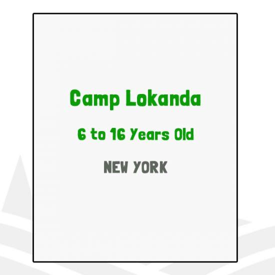 Camp Lokanda - NY