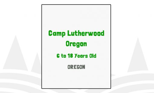 Camp Lutherwood Oregon - OR