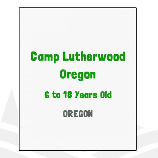 Camp Lutherwood Oregon - OR