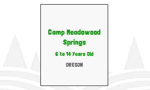 Camp Meadowood Springs - OR