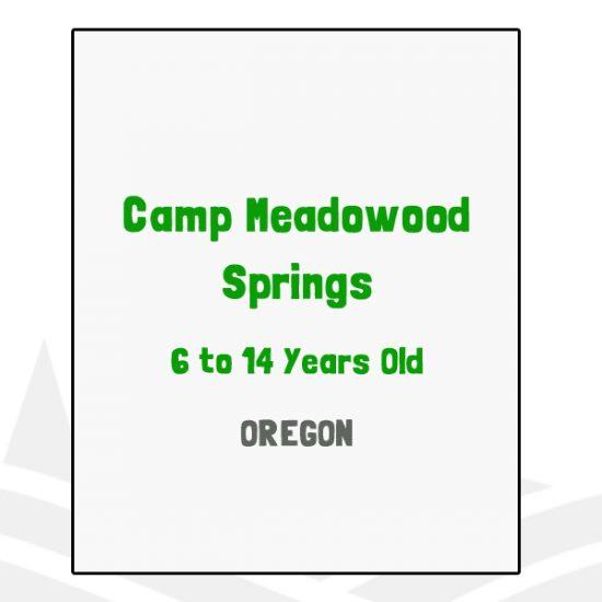 Camp Meadowood Springs - OR