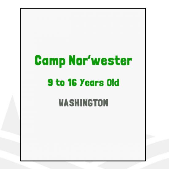 Camp Nor'wester - WA