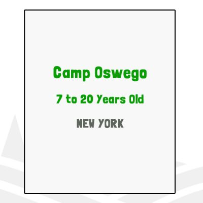 Camp Oswego - NY