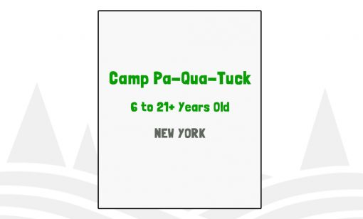 Camp Pa-Qua-Tuck - NY