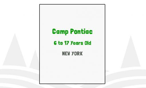 Camp Pontiac - NY