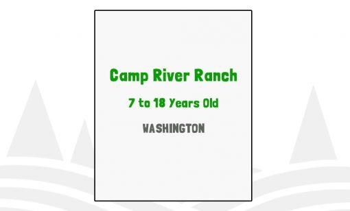 Camp River Ranch - WA