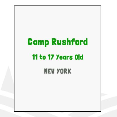 Camp Rushford - NY