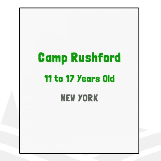Camp Rushford - NY