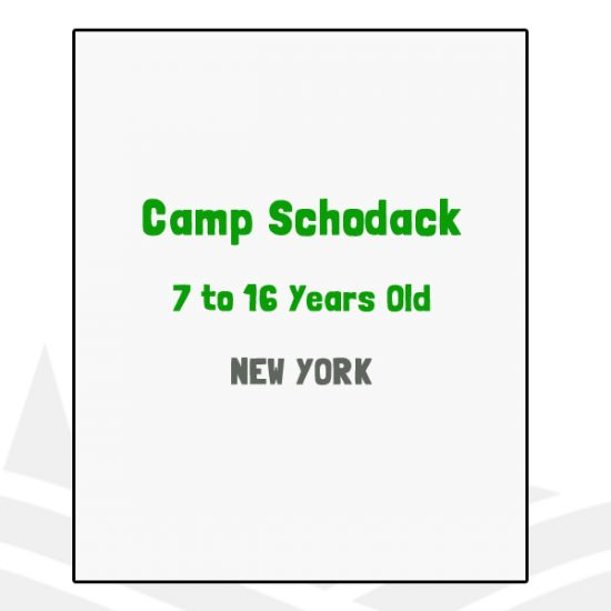 Camp Schodack - NY