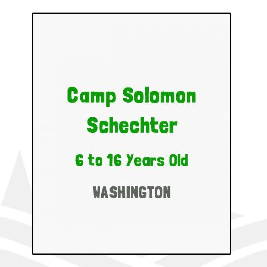 Camp Solomon Schechter - WA