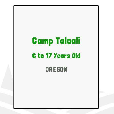 Camp Taloali - OR