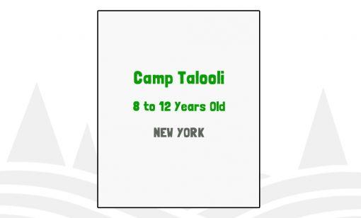 Camp Tolooli - NY
