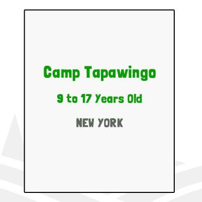 Camp Tapawingo - NY