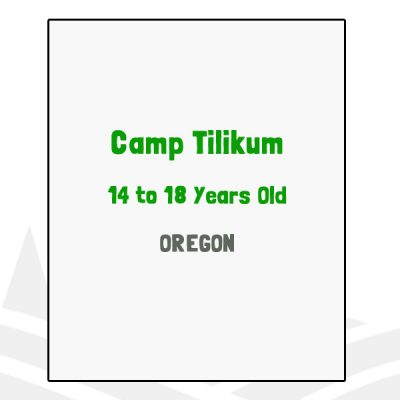 Camp Tilikum - OR