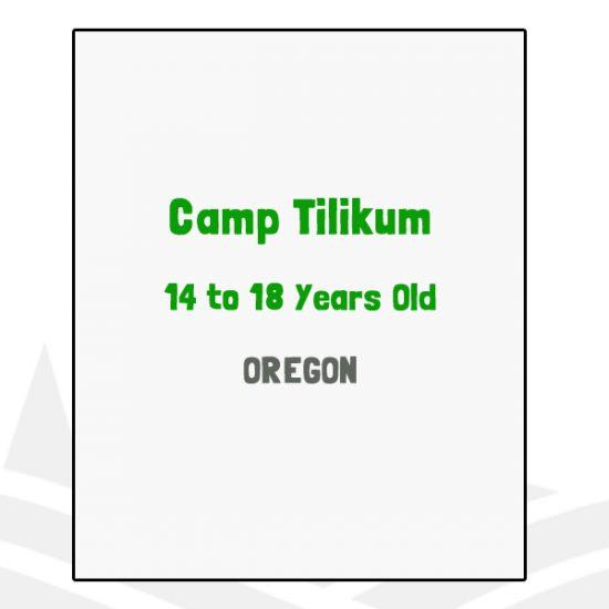 Camp Tilikum - OR