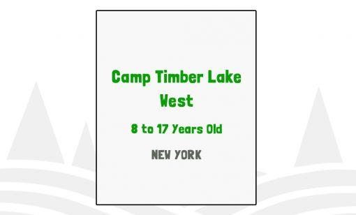 Camp Timber Lake West - NY